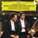 Mozart: Sinfonia concertante K.364; Concertone K.190/Itzhak Perlman, Pinchas Zukerman, Israel Philharmonic Orchestra, Zubin Mehta