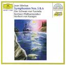 シベリウス:交響曲第5番、6番、トゥオネラの白鳥/Berliner Philharmoniker, Herbert von Karajan