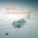 Sei sonate per violino solo, op. 27/Domenico Nordio