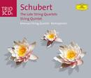 シューベルト: 後期弦楽四重奏曲集、弦楽五重奏曲 D 956/Emerson String Quartet