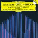 サン=サーンス:交響曲第3番<オルガン付>、他/Berliner Philharmoniker, James Levine, Simon Preston