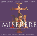 Miserere - Music from the Royal Chapel Naples/Les Talens Lyriques, Christophe Rousset