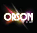 Ain't No Party (International 2 track wallet)/Orson