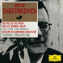 Shostakovich: The Story of the Priest and His Helper Balda; Lady Macbeth-Suite/Russian Philharmonic Orchestra, Thomas Sanderling