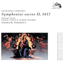 Gabrieli, Giovanni: Symphoniae Sacrae II/Taverner Choir, His Majesties Sagbutts and Cornetts, Andrew Parrott