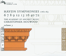 Haydn: Symphonies Vol.3/The Academy of Ancient Music, Christopher Hogwood
