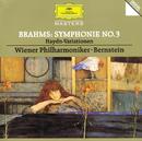 ブラームス:交響曲第3番、ハイドンの主題による変奏曲/Wiener Philharmoniker, Leonard Bernstein