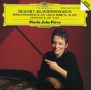 モーツァルト:ピアノ・ソナタ第11番<トルコ行進曲付き>、第14番、他/Maria João Pires