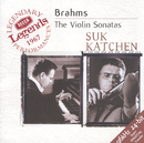 Brahms: The Violin Sonatas/Josef Suk, Julius Katchen