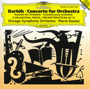 Bartók: Concerto for Orchestra; Orchestral Pieces, Op. 12/Chicago Symphony Orchestra, Pierre Boulez