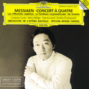 メシアン/コンセール・ア・キャトル/Orchestre De La Bastille, Myung Whun Chung
