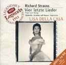 Strauss, R.: Vier letzte Lieder/Lisa della Casa, Wiener Philharmoniker, Karl Böhm, Rudolf Moralt, Heinrich Hollreiser