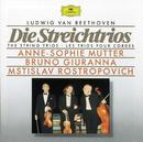 ベートーヴェン:弦楽三重奏曲集/Anne-Sophie Mutter, Bruno Giuranna, Mstislav Rostropovich