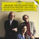 Mozart: Kegelstatt-Trio; Duos for Violin and Viola/Gidon Kremer, Kim Kashkashian, Valery Afanassiev