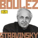 ブーレーズ・コンダクツ・ストラヴ/Pierre Boulez