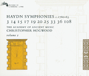 Haydn: Symphonies Vol.2 (3 CDs)/The Academy of Ancient Music, Christopher Hogwood