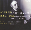 Schumann: Piano Concerto; Fantasy Op.17/Alfred Brendel, Philharmonia Orchestra, Kurt Sanderling