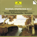 ブラームス:交響曲第2番、大学祝典序曲/Wiener Philharmoniker, Leonard Bernstein