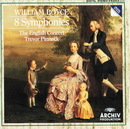 William Boyce: 8 Symphonies/The English Concert, Trevor Pinnock