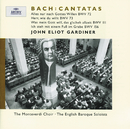 J.S. Bach: Cantatas BWV 72; 73; 111; 156/English Baroque Soloists, John Eliot Gardiner