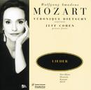 Mozart: Lieder/Veronique Dietschy, Jeff Cohen
