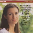 Mendelssohn: Violin Concertos/Viktoria Mullova, Academy of St. Martin in the Fields, Sir Neville Marriner
