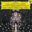 Weber: Piano Trio Op. 63; Piano Quartet Op. 8/Gidon Kremer, Irena Grafenauer, Veronika Hagen, Vadim Sacharow, Clemens Hagen