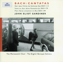 J.S.バッハ:カンタータ集10 BWV113/179/199/English Baroque Soloists, John Eliot Gardiner