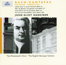 J.S.バッハ:カンタータ集3BWV11/37/43/128/English Baroque Soloists, John Eliot Gardiner