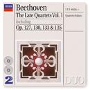 ベートーヴェン:後期弦楽四重奏曲集1/Quartetto Italiano