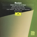 メシアン 世の終わりのための四重奏曲/Luben Yordanoff, Albert Tétard, Claude Desurmont, Daniel Barenboim