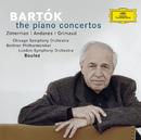 バルトーク:ピアノ協奏曲(全3曲)/Pierre Boulez