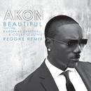 Beautiful (Reggae Remix) (feat. Colby O'Donis, Kardinal Offishall)/Akon