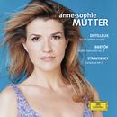 バルトーク&ストラヴィンスキー:ヴァイオリン協奏曲/Anne-Sophie Mutter