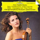 ベルク:ヴァイオリン協奏曲、リーム:<歌われし時>/Anne-Sophie Mutter, Chicago Symphony Orchestra, James Levine