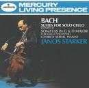 J.S.バッハ:無伴奏チェロ組曲全曲/János Starker, György Sebök
