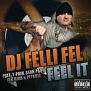 フィール・イット feat.T-PAIN、ショーン・ポール、フロー・ライダー、ピットブル (feat. T-Pain, Sean Paul, Flo Rida, Pitbull)/DJ Felli Fel