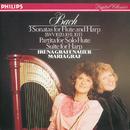 Bach, J.S.: Sonatas & Partitas for flute & harp/Irena Grafenauer, Maria Graf, David Geringas