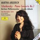 チャイコフスキー:ピアノ協奏曲第1番、バレエ組曲<くるみ割り人形>/Martha Argerich, Berliner Philharmoniker, Claudio Abbado, Nicolas Economou