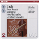 Bach, J.S.: The Flute Sonatas/The Viola da Gamba Sonatas (2 CDs)/Maxence Larrieu, Marcal Cervera, Rafael Puyana, Wieland Kuijken
