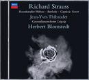 Strauss, R.: Rosenkavalier Waltzes, Burleske/Jean-Yves Thibaudet, Gewandhausorchester Leipzig, Herbert Blomstedt