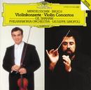 ブルッフ:ヴァイオリン協奏曲第1番/Gil Shaham, Philharmonia Orchestra, Giuseppe Sinopoli
