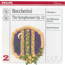 Boccherini: The 6 Symphonies, Op.12 (2 CDs)/New Philharmonia Orchestra, Raymond Leppard