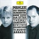 マーラー:子供の不思議な角笛/Anne Sofie von Otter, Thomas Quasthoff, Berliner Philharmoniker, Claudio Abbado
