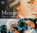 Mozart: 6  Haydn Quartets (3 CDs)/The Esterhazy Quartet
