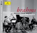 ブラームス:弦楽四重奏曲|ピアノ五重奏曲/Emerson String Quartet, Leon Fleisher