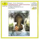ボッケリーニ/ヴィヴァル:チェロ協奏曲、他/Mstislav Rostropovich, Alexandre Stein, Martin Derungs, Collegium Musicum Zurich, Paul Sacher