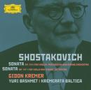 Shostakovich: Violin Sonata; Viola Sonata - orchestrated/Gidon Kremer, Yuri Bashmet, Kremerata Baltica