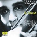 ヴィヴァルディ:協奏曲集<四季>、他/Gil Shaham, Orpheus Chamber Orchestra
