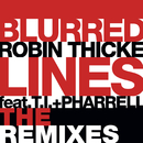 Blurred Lines (The Remixes) (feat. T.I., Pharrell Williams)/Robin Thicke